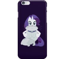Rarity's Zany Beard iPhone Case/Skin
