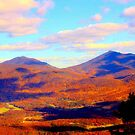 Fall on the Blue Ridge 2~ by virginian