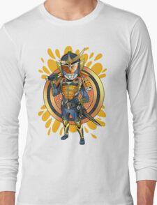 Orange Squash Long Sleeve T-Shirt