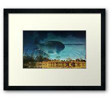 Seal. Framed Print