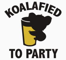 Koalafied To Party by BrightDesign