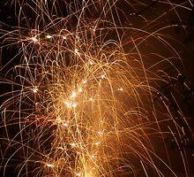 Firework 9 by CJSmithPhoto