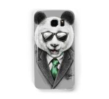 Panda Secret Agent Samsung Galaxy Case/Skin