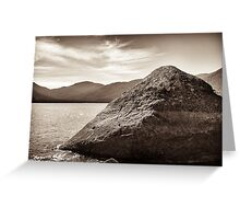 wilsons promontory landscape 11 Greeting Card