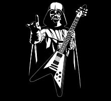 Darth Fener's Guitar by ItalianDesign