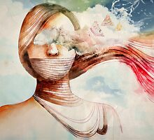 Magritte by Irina Sidorowicz
