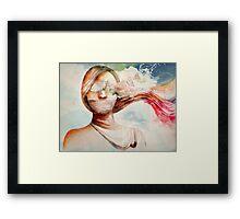Magritte Framed Print