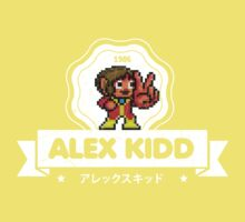 Alex Kidd Kids Tee