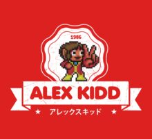 Alex Kidd One Piece - Long Sleeve