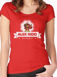 Alex Kidd Women's Fitted Scoop T-Shirt