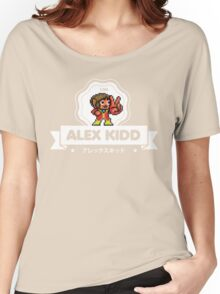 Alex Kidd Women's Relaxed Fit T-Shirt