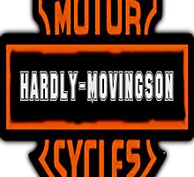 Hardly Movingson by TheMuppet525