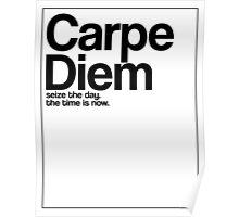 Carpe Diem. Poster