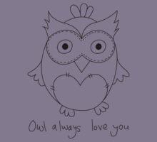 Nostalgic Love - Owl Kids Clothes