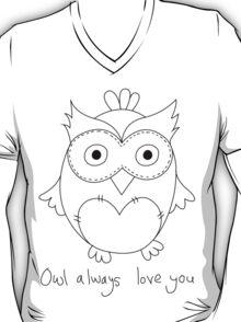 Nostalgic Love - Owl T-Shirt