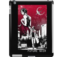 Future Noir Colored iPad Case/Skin
