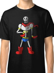 Undertale The Great Papyrus Classic T-Shirt