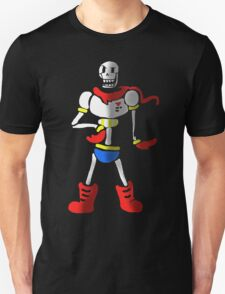 Undertale The Great Papyrus T-Shirt