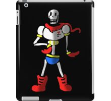 Undertale The Great Papyrus iPad Case/Skin