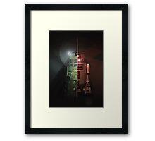 R2-Dalek Framed Print