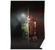 R2-Dalek Poster