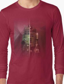 R2-Dalek Long Sleeve T-Shirt