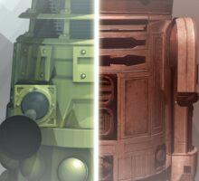 R2-Dalek Sticker