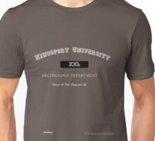 Kingsport Archaeology Department Tee Unisex T-Shirt