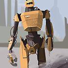 Scrapheap Skullbot. by r0mbag