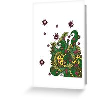 Wild Soot Sprites Greeting Card