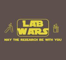 Lab Wars (yellow) One Piece - Short Sleeve