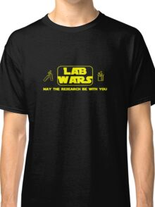 Lab Wars (yellow) Classic T-Shirt