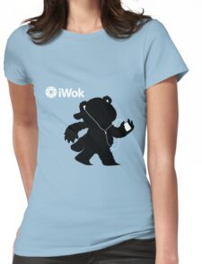 iWok Womens Fitted T-Shirt