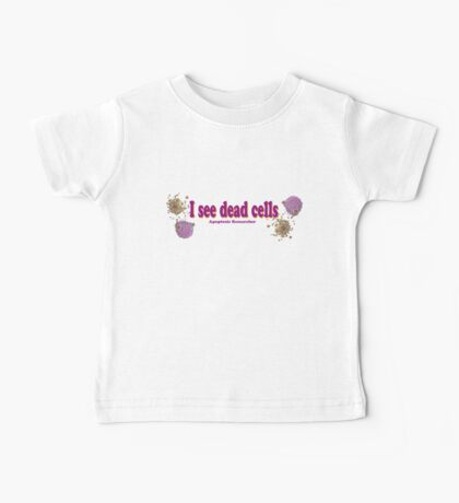 I see dead cells Baby Tee