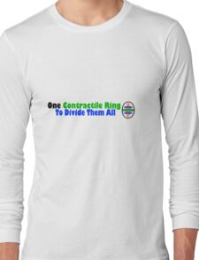 Lord of the Contractile Ring Long Sleeve T-Shirt