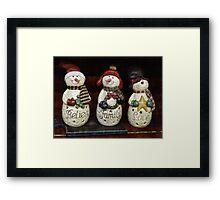 Believe~Family~Love Framed Print