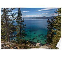 Pure - Lake Tahoe Poster