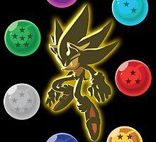 Super Saiyan Sonic by Jezika89
