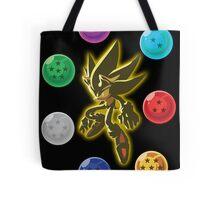 Super Saiyan Sonic Tote Bag