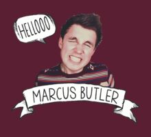 Marcus Butler  by stuff4fans