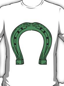 Green Horseshoe T-Shirt