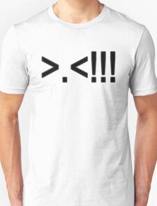 ASCII Rage Face ( Dark ) T-Shirt