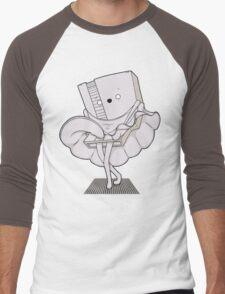 Feeling the wind Men's Baseball ¾ T-Shirt
