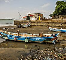 Left High and Dry  - Waiting for Time and Tide by TonyCrehan