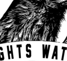 The Nights Watch Sticker
