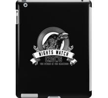 The Nights Watch iPad Case/Skin
