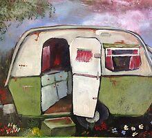 845 caravan by Gerda  Smit