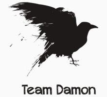 Team Damon: Raven by natstev
