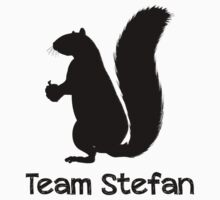 Team Stefan: Squirrel  by natstev