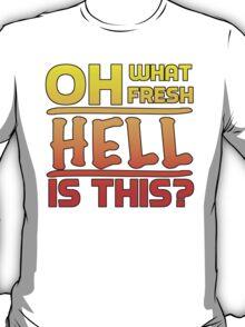 Big Bang Theory Hell Quote T-Shirt